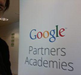 Jaime Jalón Curso Google Academies Madrid